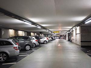 MR Project parking alejka