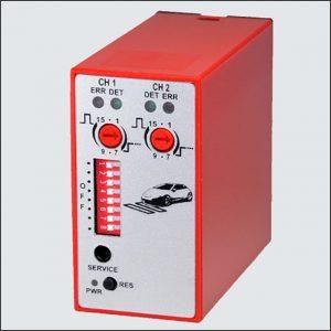 Dwukanałowy detektor indukcyjny IG326