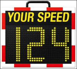 Via Traffic Controlling overspeed